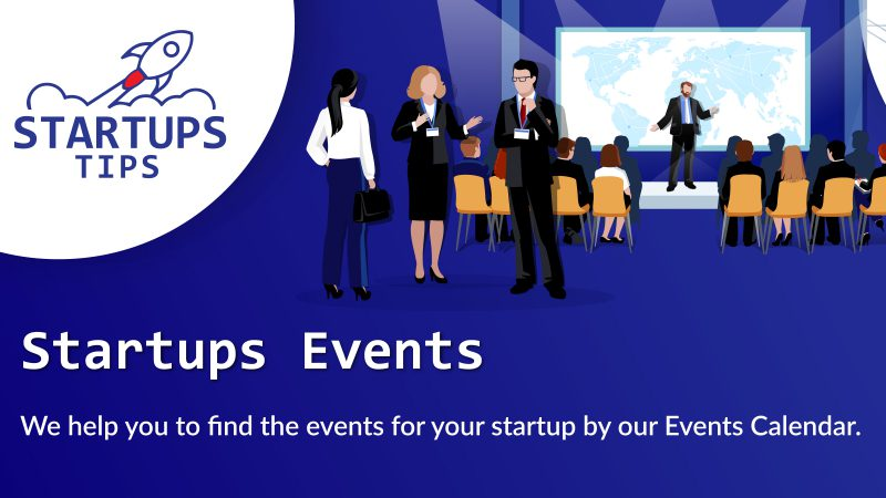 Best Startup Events 2020