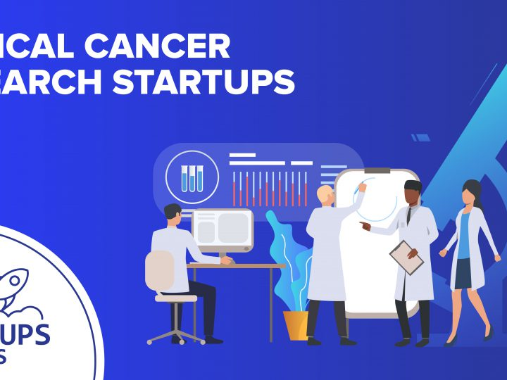 12+ Clinical Cancer Research Startups To Watch 2020