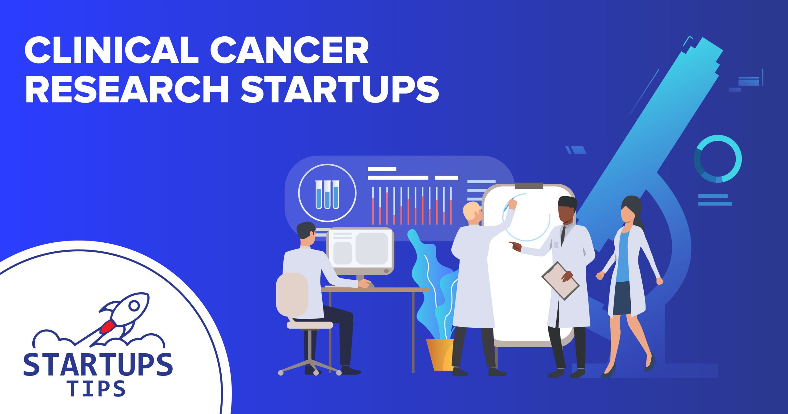 clinical cancer startups