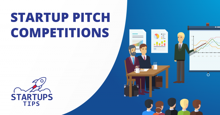 Startup Pitch Competitions